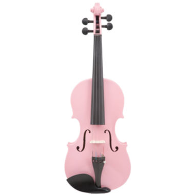 jcpenney.com | Le'Var 4/4 Student Violin Outfit - Pretty Pink