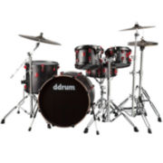 ddrum Hybrid 5-pc. Player Kit Shell Pack
