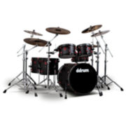 ddrum Hybrid 6-pc. Shell Pack