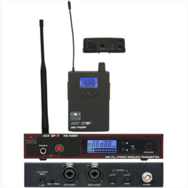 jcpenney.com | Galaxy Audio AS-1100 UHF - L band