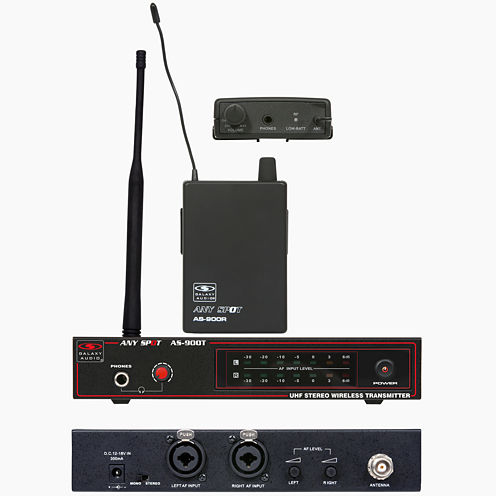 Galaxy Audio AS-900 Wireless - K1