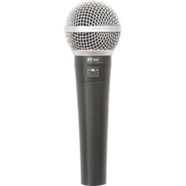 jcpenney.com | Galaxy RT66P Handheld Dynamic Microphone with 15' 1/4 Cable