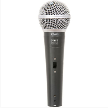 jcpenney.com | Galaxy RT66SP Dynamic Handheld Microphone with On-Off Switch and 15¼' Cable