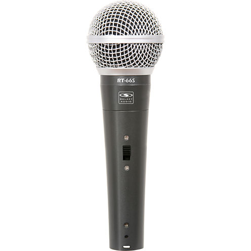 Galaxy RT-66SX Wired Handheld Microphone + On-Off Switch