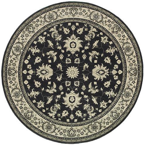 Oriental Weavers Kent Round Rug