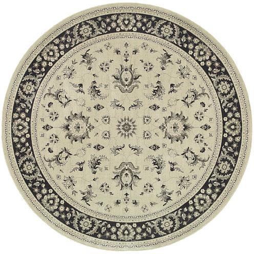 Oriental Weavers Ashford Round Rug