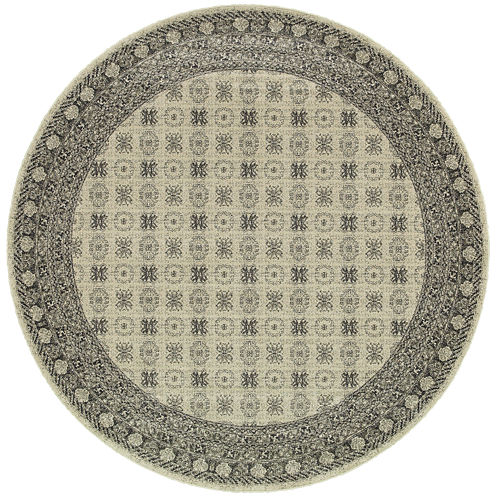 Oriental Weavers Manchester Round Rug