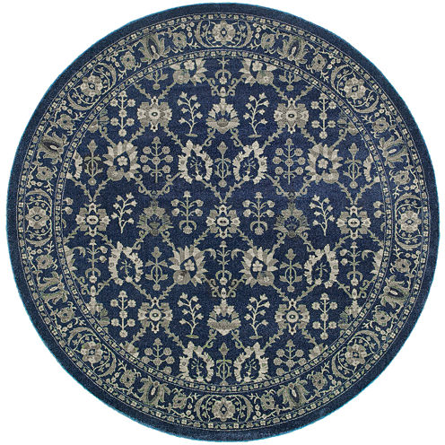 Oriental Weavers Chesterfield Round Rug