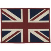 England Rectangular Rug