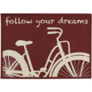 Follow Your Dreams Rectangular Rug
