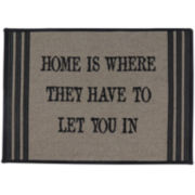 Home Story Rectangular Rug