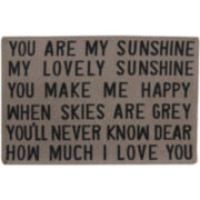 My Sunshine Rectangular Rug