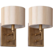 Katalina Set of 2 Wall Sconces