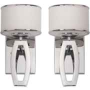 Tatyanna Set of 2 Wall Sconces
