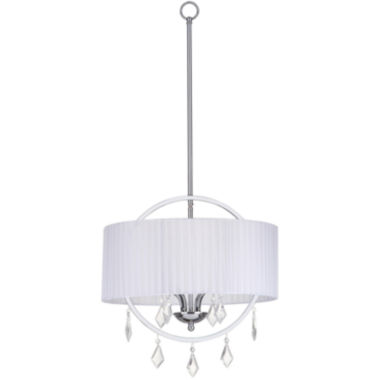 jcpenney.com | Evangeline Flush-Mount Pendant Light