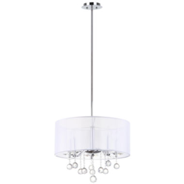 jcpenney.com | Marianne Flush-Mount Pendant Light