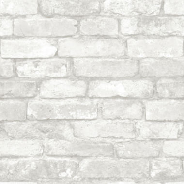 jcpenney.com | Brick Peel-and-Stick Wallpaper