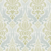 Nouveau Damask Peel-and-Stick Wallpaper