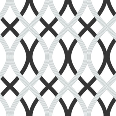 jcpenney.com | Lattice Peel-and-Stick Wallpaper