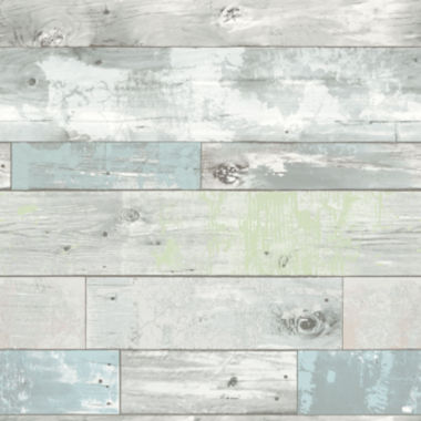 jcpenney.com | Beachwood Peel-and-Stick Wallpaper