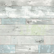 Beachwood Peel-and-Stick Wallpaper