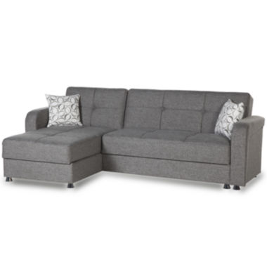 jcpenney.com | Vinney 2-pc. Sectional Sofabed