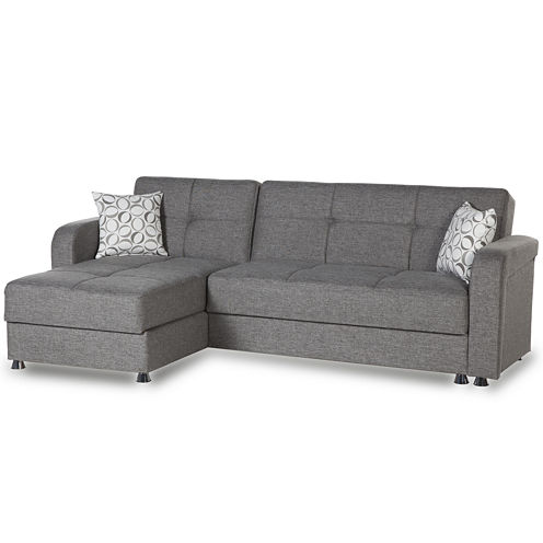 Vinney 2-pc. Sectional Sofabed