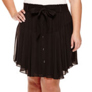 BELLE + SKY™ Flippy Skirt - Plus