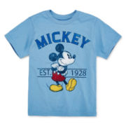Disney Collection Mickey Mouse Graphic Tee - Boys 2-10