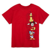 Disney Collection Fab 4 Love Graphic Tee - Boys 2-10