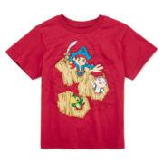 Disney Collection Jake Yohoho Graphic Tee - Boys 2-10