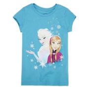 Disney Collection Frozen Graphic Tee - Girls 2-10