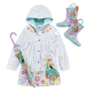 Disney Collection Frozen Raincoat, Rain Boots or Umbrella