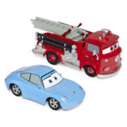 Disney Collection Cars 2-pk. Red & Sally Toy Cars