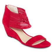 a.n.a® Anna Wedge Sandals