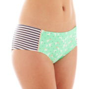 Arizona Retro Hipster Swim Bottoms