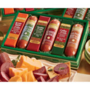 The Swiss Colony® 6-pk. Cheese and Sausage Food Set