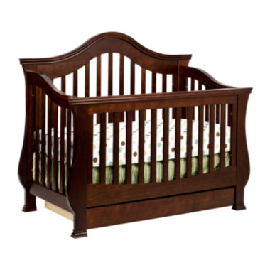 jcpenney.com | Million Dollar Baby Classic 4-in-1 Convertible Crib - Espresso