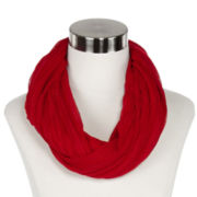 Mixit™ Pleated Infinity Scarf