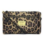 nicole by Nicole Miller® Natalie Reversible Clutch Crossbody Bag