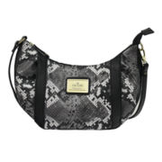 nicole by Nicole Miller® Convertible Crossbody Bag