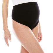 Seamless Thong Maternity Panties