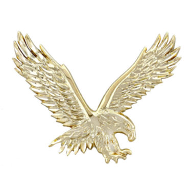 jcpenney.com | Mens 14K Yellow Gold  Large Eagle Pendant