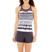 ZeroXposur® Tankini Swim Top or Knit Board Shorts