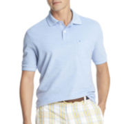 IZOD® Short-Sleeve Oxford Piqué Polo