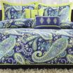 Intelligent Design Rachelle Paisley Comforter SetSet