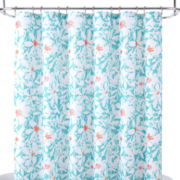 Home Expressions™ Illustrative Shower Curtain