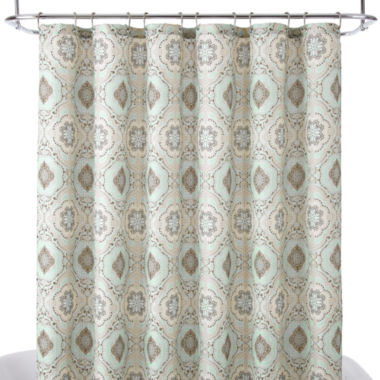 jcpenney.com | Royal Velvet® Monaco Shower Curtain