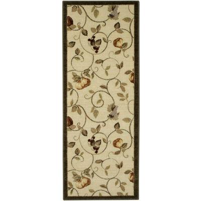 wonderfruit washable runner rug jcpenney. Black Bedroom Furniture Sets. Home Design Ideas