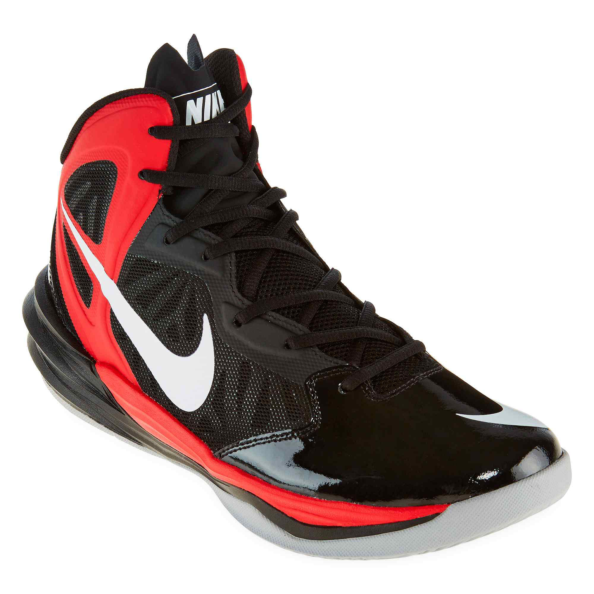 on sale c82bb cdacf UPC 884776372284 - Nike Prime Hype DF Mens Basketball Shoes ...